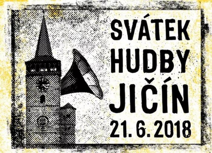 Svátek hudby 2018 - Jičín