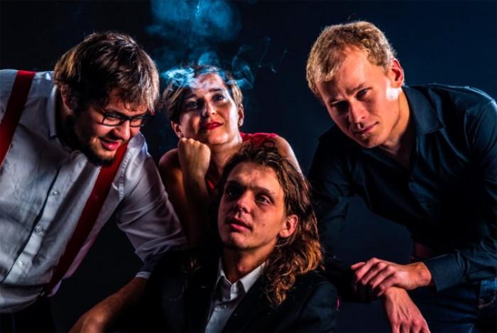 Chanson Trio Coucou - Koncert / Jičín