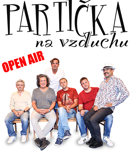 Partička - Open Air 2018 / Mělník