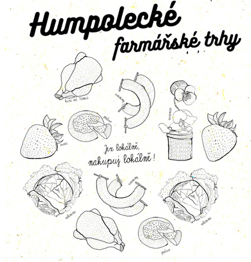 19.10.2018 - FARMÁŘSKÉ TRHY - Humpolec