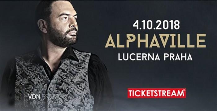 Alphaville - Koncert / Příbram