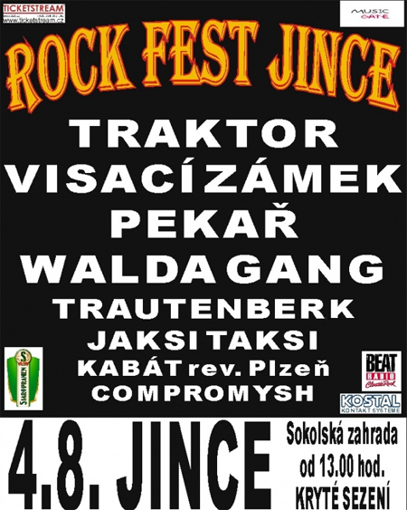 ROCK FEST JINCE 2018