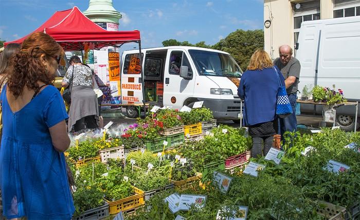 Farmářské trhy 2018 - Karlovy vary