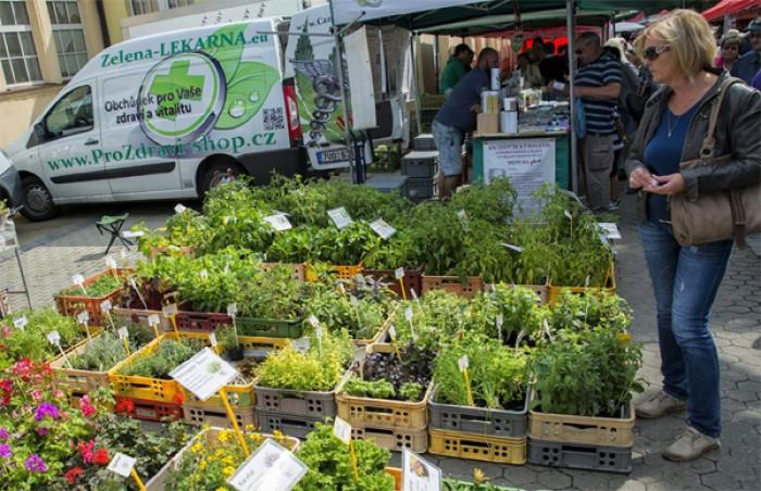 07.09.2018 - Farmářské trhy 2018 - Karlovy vary
