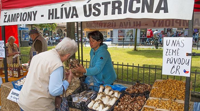 19.10.2018 - Farmářské trhy 2018 - Karlovy vary