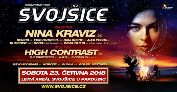 Festival Svojšice 2018