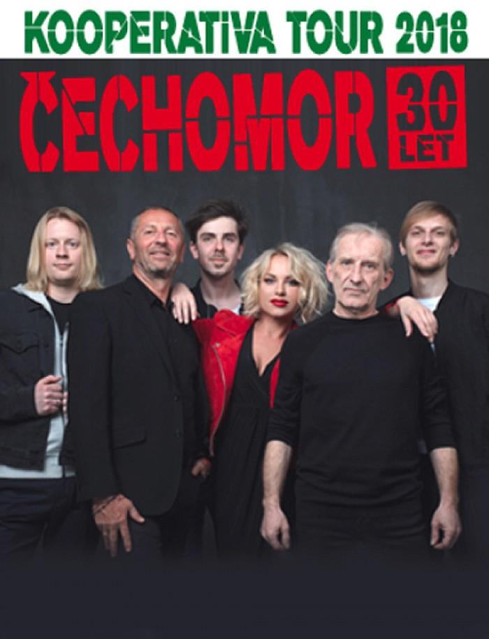 Čechomor - Kooperativa Tour 2018 / Tachov