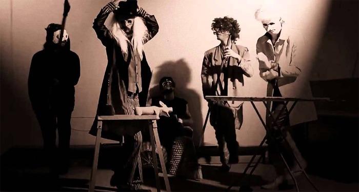 Kabaret Dr Caligariho+Kadé chim / Kutná Hora