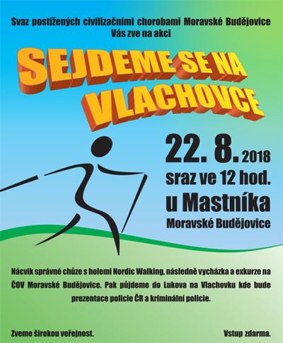 22.08.2018 - Sejdeme se na Vlachovce - Moravské Budějovice