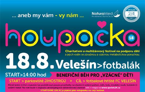 Houpačka 2017 - festival / Velešín