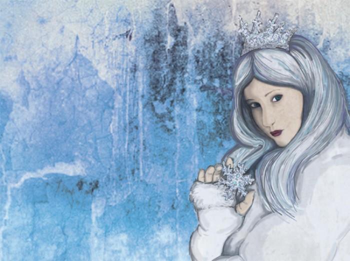 Ples Sněhové královny - Stránov