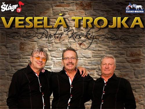 17.08.2018 - Veselá Trojka Pavla Kršky - Miroslav