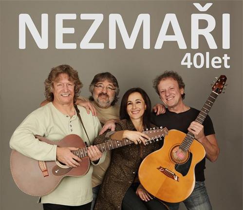 NEZMAŘI - 40 let na cestě / Olomouc