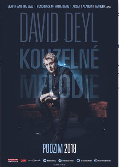 David Deyl - Kouzelné melodie / Jablonec nad Nisou
