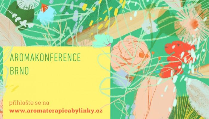 Aromakonference Brno