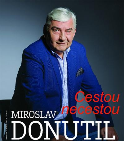 30.10.2018 - Miroslav Donutil - Cestou necestou / Mělník