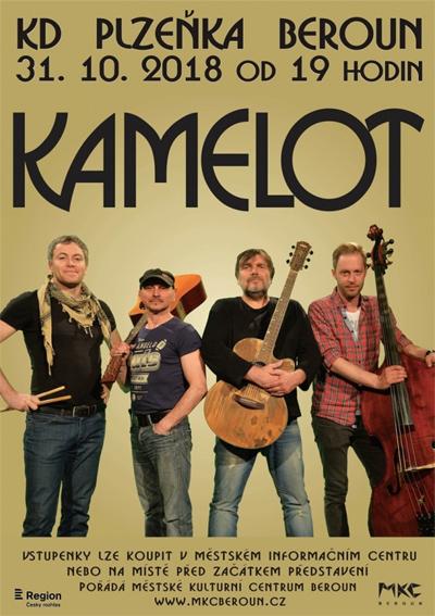 KAMELOT - Koncert / Beroun