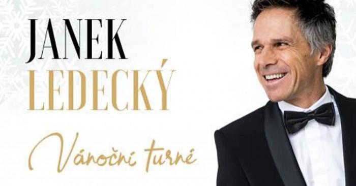 06.12.2018 - Janek Ledecký - Vánoční turné 2018 / Mělník