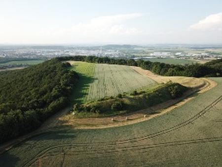 Exkurze do dávnověku Chlumu - Nepřevázka u Mladé Boleslavi