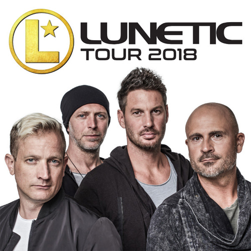 LUNETIC TOUR 20 LET - Teplice