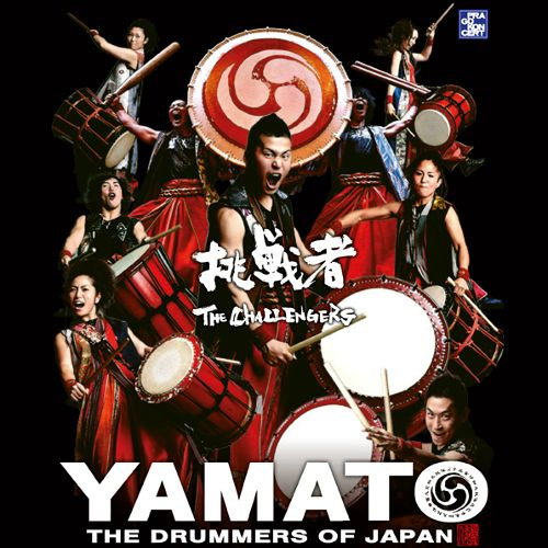 YAMATO / The Drummers of Japan - The Challengers / Zlín