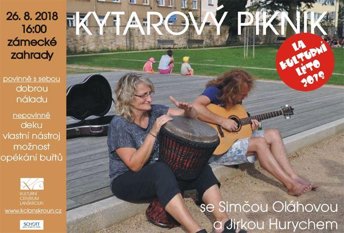 Kytarový piknik - Lanškroun