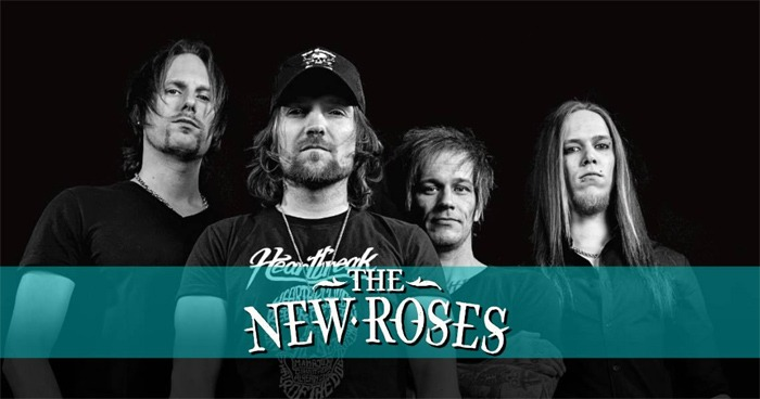 11.10.2018 - The New Roses + The Weight - Koncert / Praha