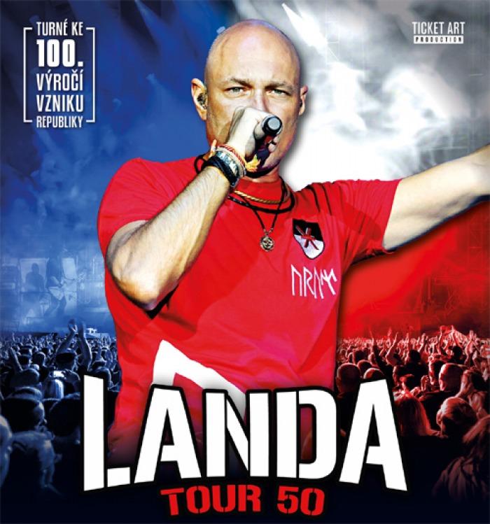 DANIEL LANDA 50 - České Budějovice