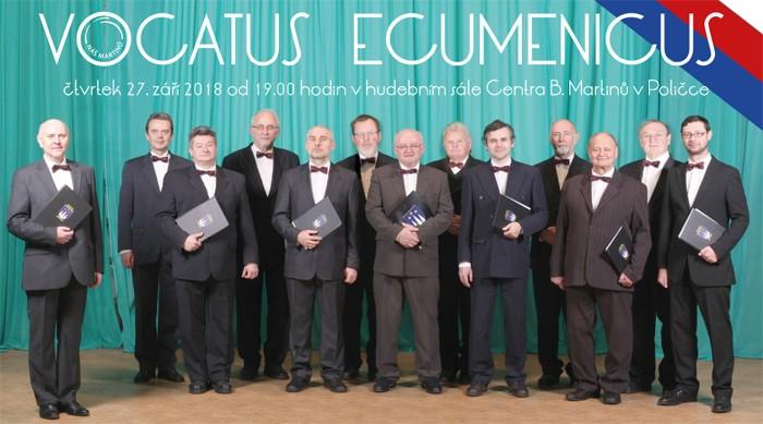 VOCATUS ECUMENICUS - Koncert / Polička