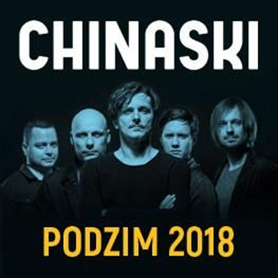 CHINASKI - Podzimní turné 2018 / Rumburk