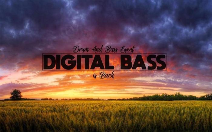 12.10.2018 - Digital Bass (DnB Expression warm up) - Benešov