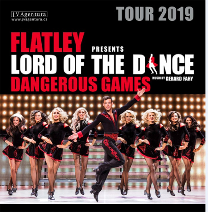 02.03.2019 - Lord of the Dance: Dangerous Games Tour 2019 - Brno