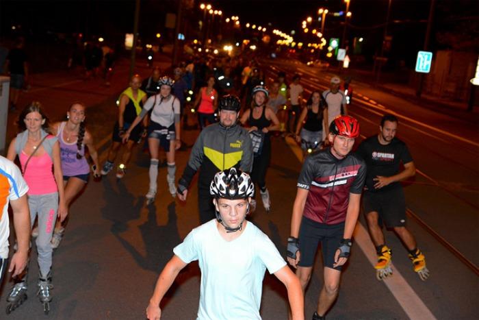 TEMPISH Night Skate - Olomouc