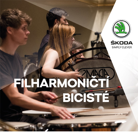 BICISTÉ ČESKÉ FILHARMONIE - Mladá Boleslav