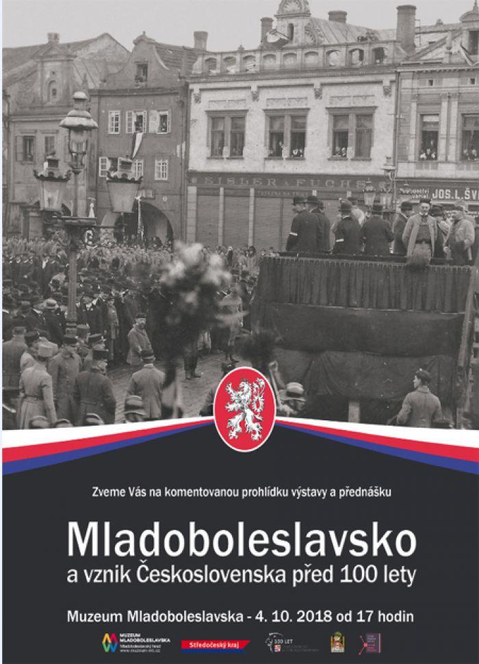 Mladoboleslavsko a vznik Československa před 100 lety - Komentovaná prohlídka