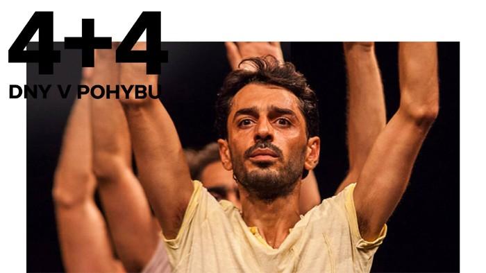 11.10.2018 - Festival 4+4 dny v pohybu - Mithkal Alzghair: Přemístění / Praha