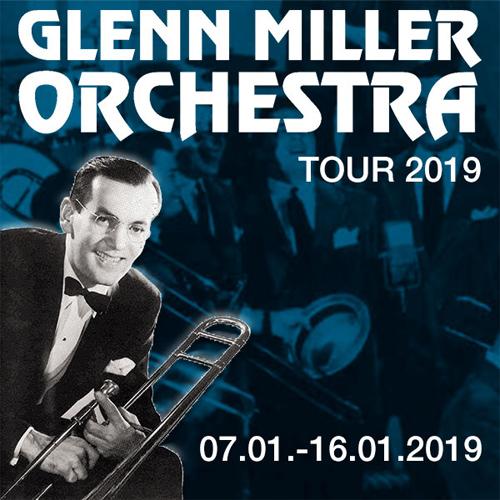 12.01.2019 - Glenn Miller Orchestra - Koncert / Praha