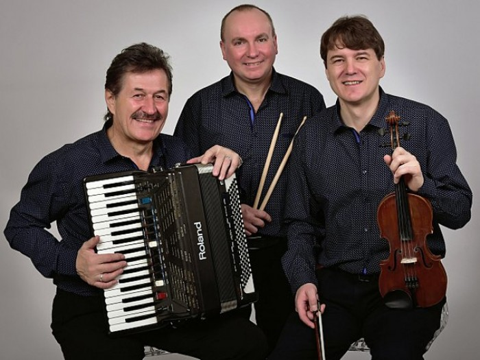 PEPINO BAND - Koncert / Kolín
