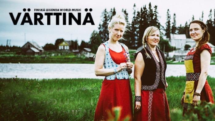 Värttinä (Finsko) - Koncert / Kolín