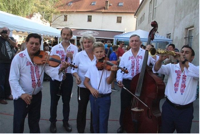 Oslava Mezinárodního dne seniorů - Turnov