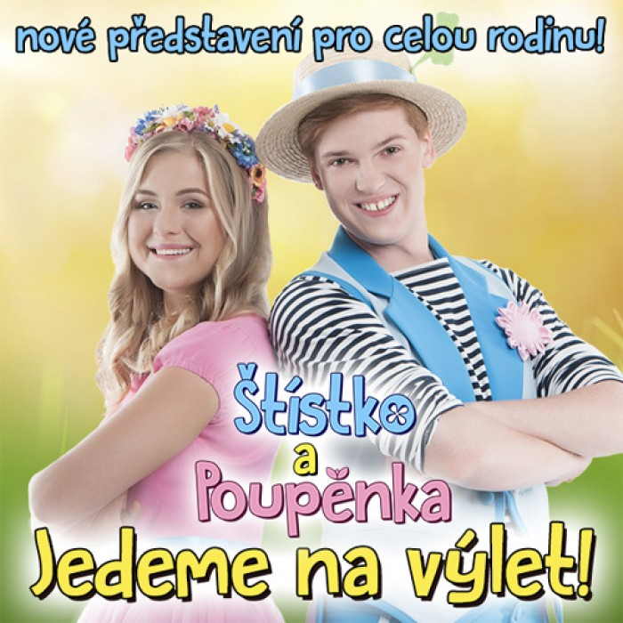 Štístko a Poupěnka - Jedeme na výlet / Liberec