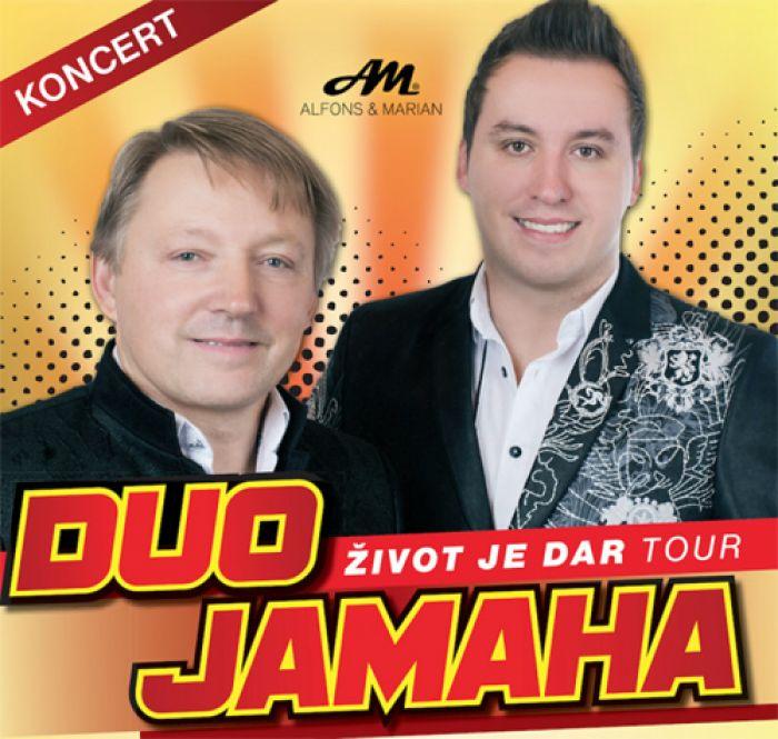 19.03.2019 - DUO JAMAHA - ŽIVOT JE DAR TOUR / Hlinsko