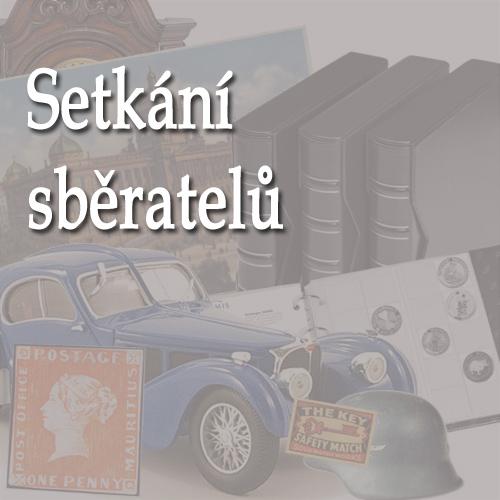09.03.2019 - SETKÁNÍ SBĚRATELŮ / Kolín