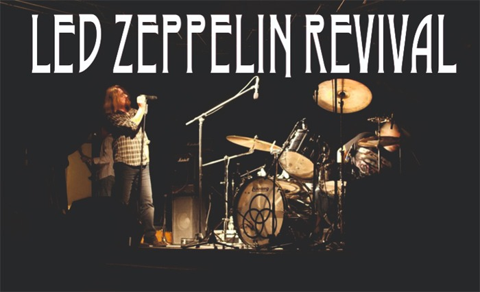 28.02.2019 - LED ZEPPELIN REVIVAL / Kolín