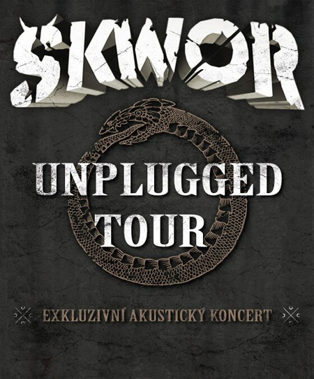 Škwor - Unplugged tour 2019 / Praha