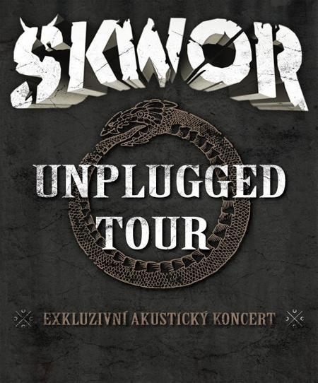 19.04.2019 - Škwor - Unplugged tour 2019 / Brno