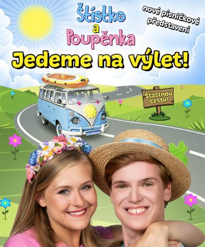 08.03.2019 - Štístko a Poupěnka - Jedeme na výlet / Čelákovice