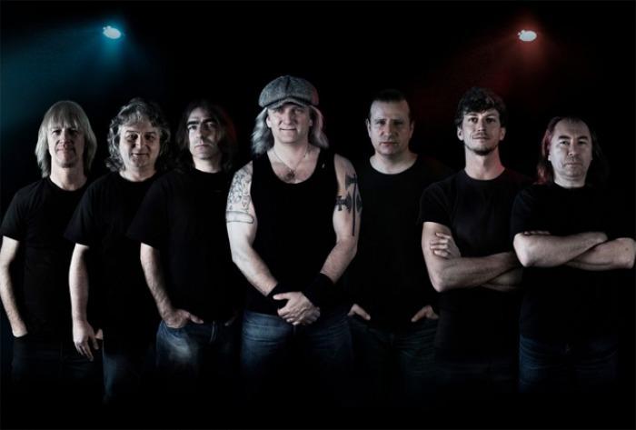 12.01.2019 - AC/DC revival - Špejbl´s Helprs / Hořovice