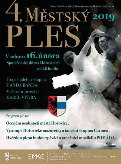 16.02.2019 - 4. Městský ples / Hořovice