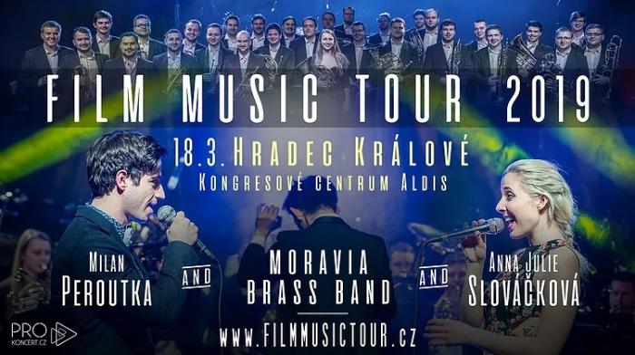 18.03.2019 - FILM MUSIC TOUR 2019 / Hradec Králové